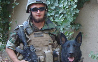 LEGACY OF CPL. DAVID M. SONKA AND K-9 LIVE ON THROUGH HIS FAMILY