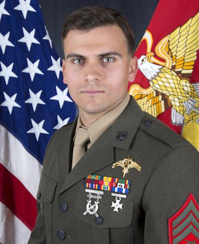 USMC Insignia  4th Force Recon