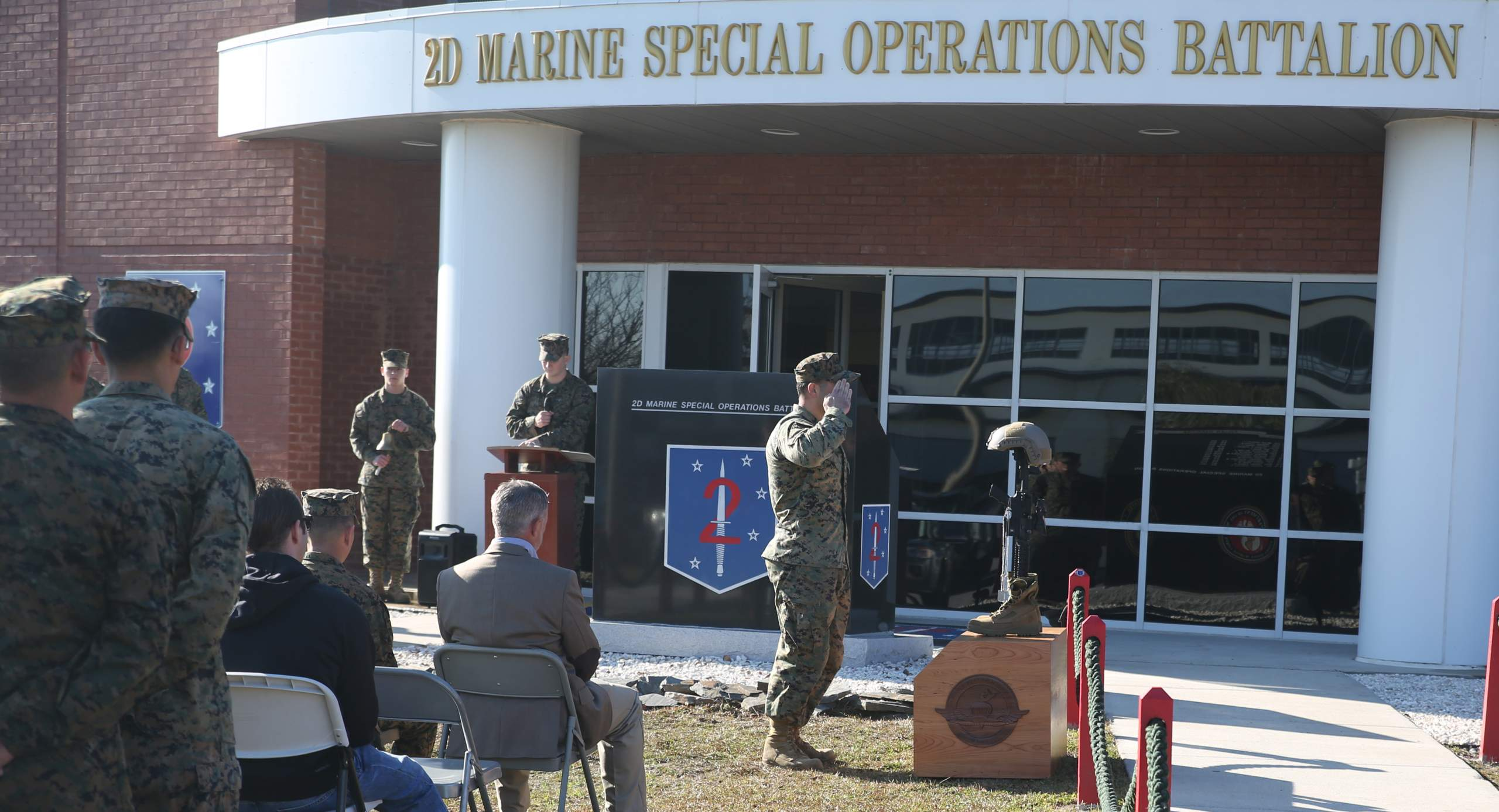 Celebrating Eight Years Of Supporting The MARSOC Community