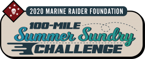 100 MILES FOR THE MARINE RAIDER COMMUNITY